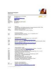 CV - Norsk (pdf) - Astrid Runde Saxegaard