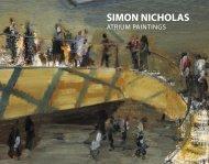 SIMON NICHOLAS - Galerie Clairefontaine