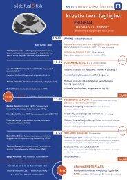 Nettvers - Skapende yrkesutøvelse