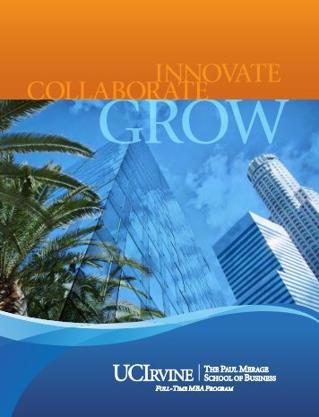 Fast - The Paul Merage School of Business - University of California ...
