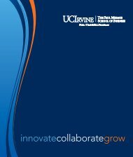 innovatecollaborategrow - The Paul Merage School of Business ...