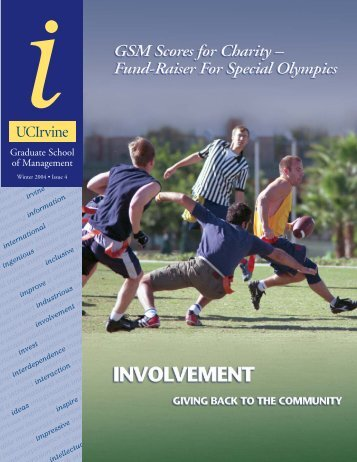 UCI_i mag4_vF - The Paul Merage School of Business - University ...