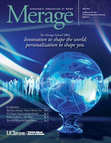 Read an article from the 2011-12 Merage - The Paul Merage School ...