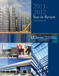 Year in Review - The Paul Merage School of Business