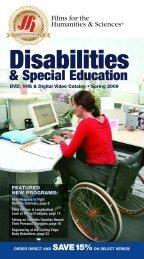 Disabilities - Meridian Education