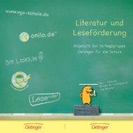 01051_Broschuere_OET Schule.indd - Vgo-handel.de - Verlag ...
