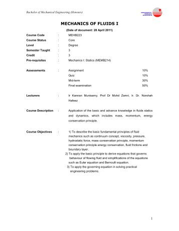 course outline of mechanics statics Fm i course outline - download as pdf file (pdf), text file (txt) or read online dsfwefwefew.