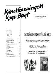 Blad nr 94 - Kunstforeningen Køge Bugt