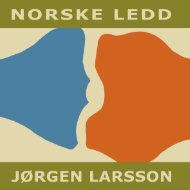 katalog (2.6 mb). - Jørgen Larsson