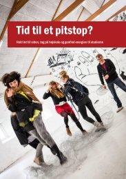 Tid til et pitstop? (pdf) - Højskolerne