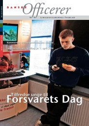 DO nr.3.06#final - Hovedorganisationen af Officerer i Danmark