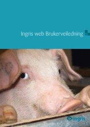 Ingris web Brukerveiledning - Animalia