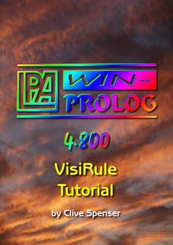 VisiRule Tutorial