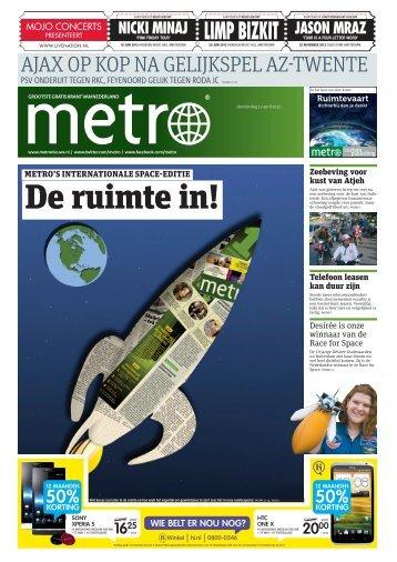 Nationaal - Metro