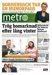 göteborg - Metro