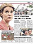 Johanne ånder Helle Thorning i nakken - Metro - Page 5