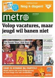 gratis - Metro