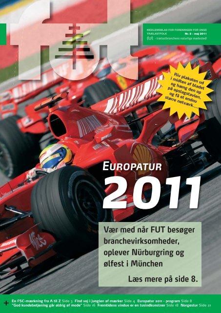Europatur - FUT.dk