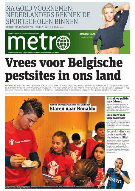 Vrees voor Belgische pestsites in ons land - Metro