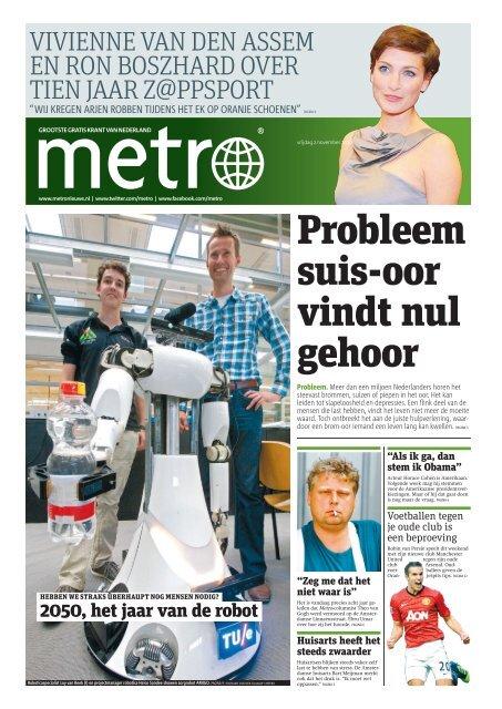 STEM NU - Metro