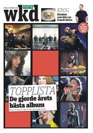 De gjorde årets bästa album - Metro