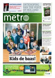 Kids de baas! - Metro