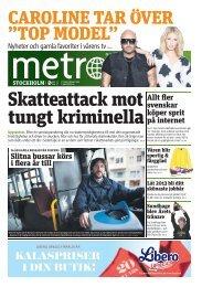 stockholm - Metro