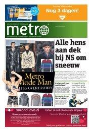 Metro Mode Man