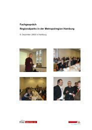 Protokoll als PDF herunterladen - Metropolregion Hamburg