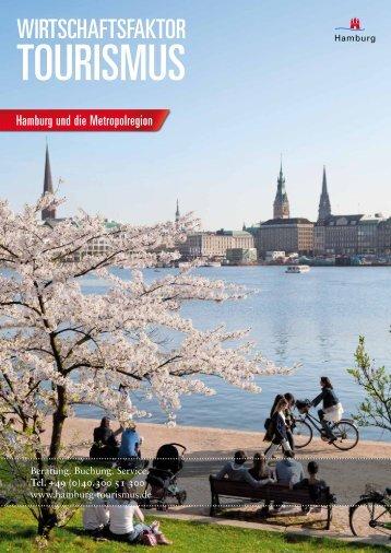 Aktuelle Studie: Wirtschaftsfaktor Tourismus in der Metropolregion