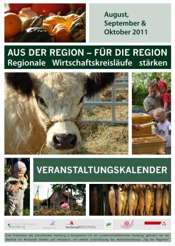 FÜR DIE REGION Regionale Wirtschaftskreisläufe stärken ...