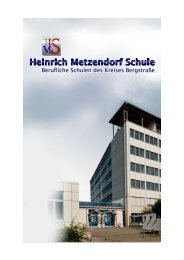 Profil de l'Ecole Heinrich Metzendorf - Heinrich Metzendorf Schule