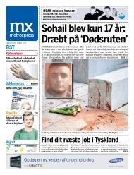 Sohail blev kun 17 år: Dræbt på 'Dødsruten' - Metro