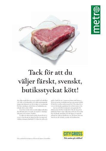 Att välja svenskt låter ju som ett enkelt och självklart val i ... - Metro