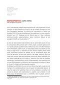 Leipzig 2009: Retrospektive Joris Ivens - Medienwissenschaften - Page 6