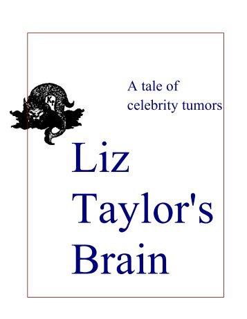 Liz Taylor's Brain - Future Shoes