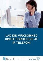 IP-telefoni - GE Fibernet