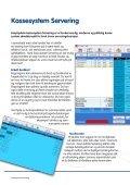 Kassesystem for restaurant, bar og catering - Easyupdate - Page 4