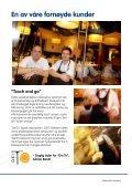 Kassesystem for restaurant, bar og catering - Easyupdate - Page 7