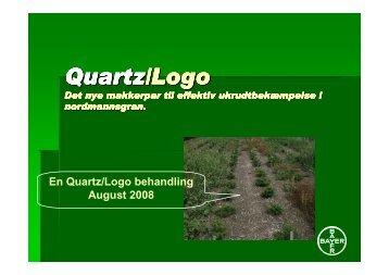Quartz/Logo - Danske Juletræer