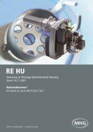 RE HU - MHG (Schweiz)