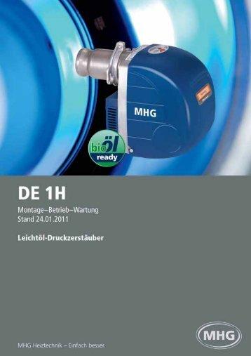 7. Technische Dokumentation - MHG (Schweiz)