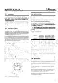 Montage-Betriebs-Wartung - Mhg - Seite 5
