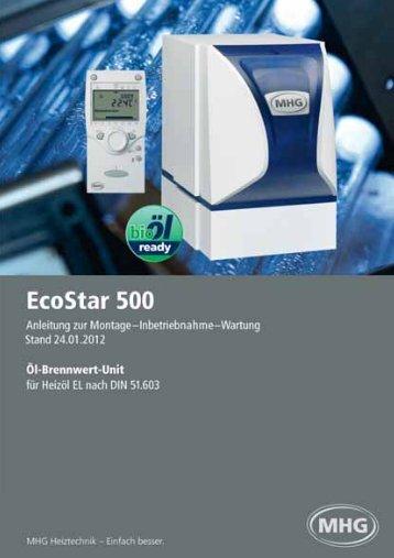 EcoStar 500 - MHG (Schweiz)