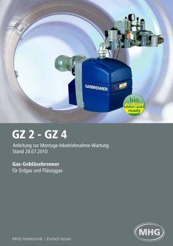 GZ 2 - GZ 4 - MHG (Schweiz)
