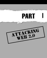 Attacking Web 2.0