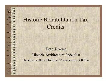 PowerPoint - Montana Historical Society