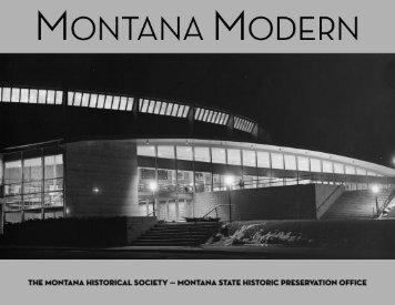 here - Montana Historical Society