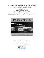 11 - Montana Historical Society