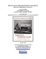 09 - Montana Historical Society
